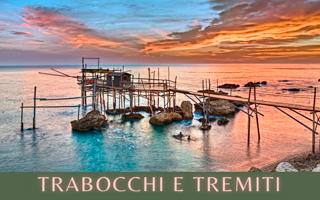 ISOLE TREMITI E LA COSTA DEI TRABOCCHI, dal 1 al 5 settembre 2021