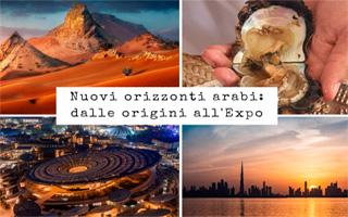 EMIRATI ARABI:Dubai Insolita e altri Emirati dal 31 ottobre al 5 novembre 2021